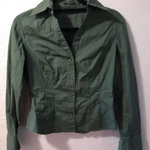 NWOT. Great condition Sisley button down shirt.